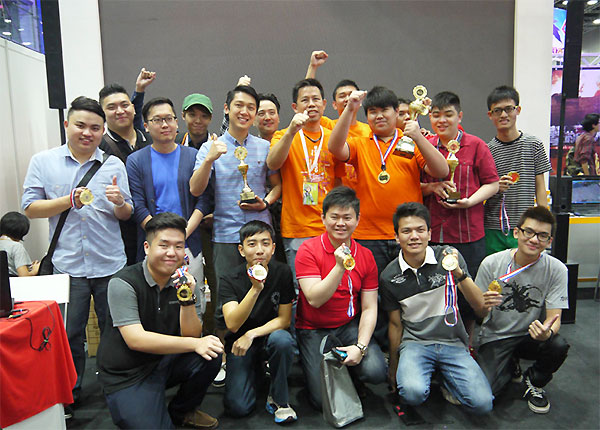 Top 16 Malaysia and Singapore Qualifiers 9Yin/Age of Kung Fu